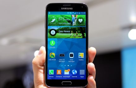 Samsung Galaxy S5: Perfect Android Phone